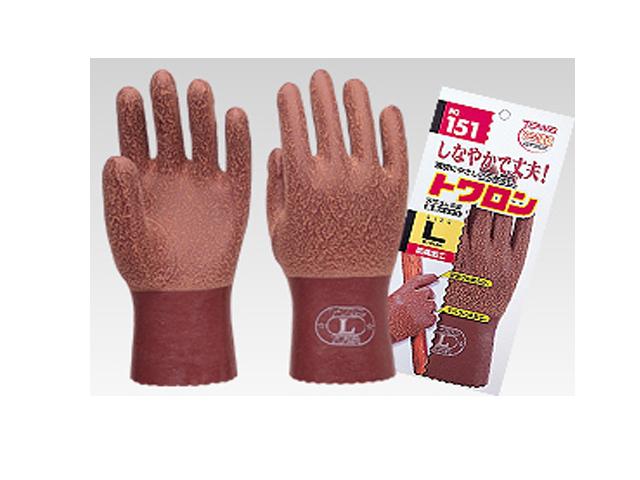 消耗品なごみ 作業用ゴム手袋トワロンNo.151