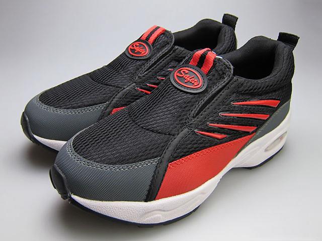 消耗品なごみ 安全靴 マンダムセーフティー#775 黒