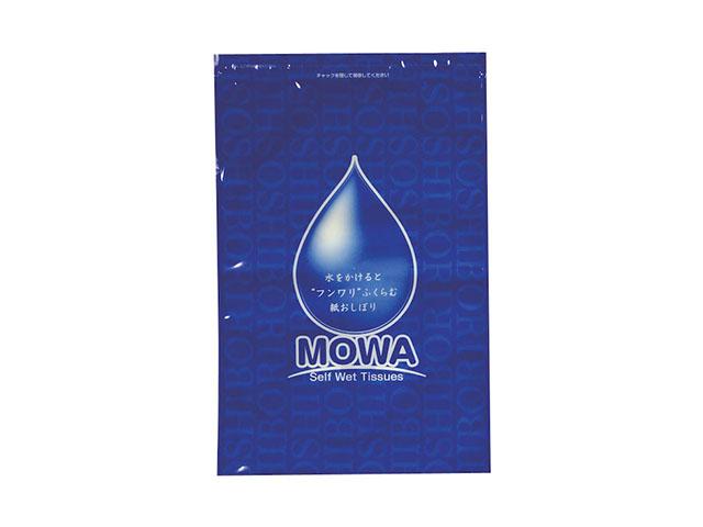 大黒工業 圧縮おしぼり MOWA 500個X5パック