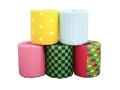 販促用トイレットペーパー 和柄 5種類アソート 個包装100個 ダブル30m