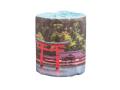 販促用トイレットペーパー 日本の世界遺産 厳島神社 個包装100個 ダブル30m