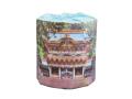 販促用トイレットペーパー 日本の世界遺産 日光東照宮 個包装100個 ダブル30m