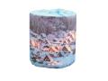 販促用トイレットペーパー 日本の世界遺産 白川郷 個包装100個 ダブル30m