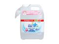キッチン除菌用アルコール 詰替え 大容量 らくハピ アルコール除菌EX 5LX3本 アース製薬