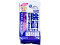 除菌ウェットティッシュ エリエール 除菌できるアルコールタオル ウイルス除去用 詰替用 70枚入りX12パック