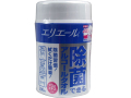 除菌ウェットティッシュ エリエール 除菌できるアルコールタオル アロエエキス入り 本体 100枚入りX6本