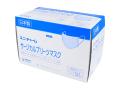 日本製不織布マスク ユニ・チャーム サージカルプリーツマスク 4層構造 ふつうサイズ ブルー 50枚入り