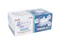 日本製不織布マスク 息らくらく不織布マスク ふつうサイズ 45枚入りX5箱