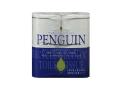 トイレットペーパー 丸富製紙 ペンギン ダブル32.5m 4ロールX24パック