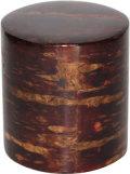 桜皮 平型茶筒(色出し)100g入り