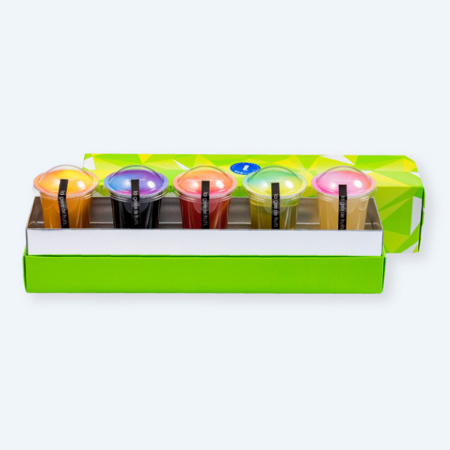 ゼリー/涼菓 スマートジュレ 5個入り