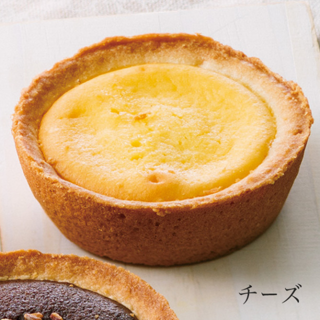 タルトレット チーズ