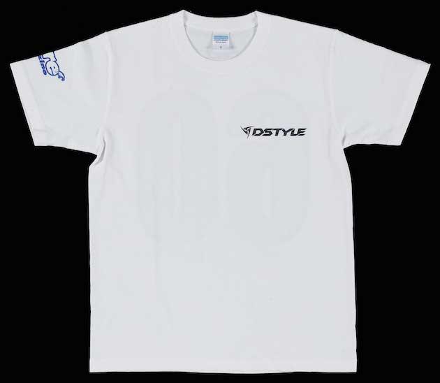 青木大介 DEEZ SCANDAL Tシャツ2015 / 白XLサイズ