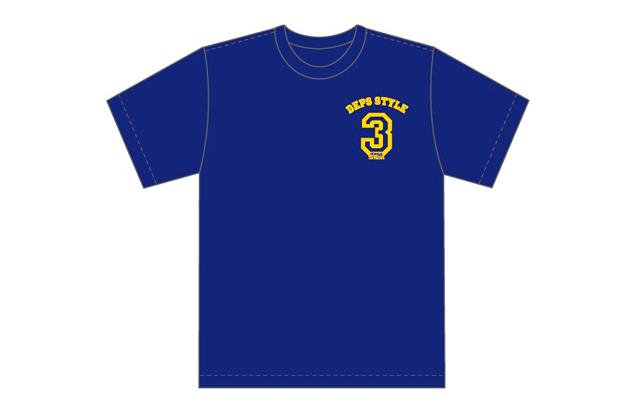 deps Tシャツ ネイビー XLサイズ