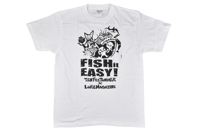 FISH it EASY! オリジナルTシャツ2020ver.