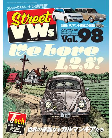 STREET VWs Vol.98