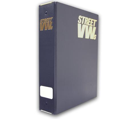 Street VWs 専用バインダー
