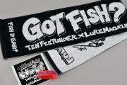 FISH it EASY! マフラータオルセット ブラック(一般)