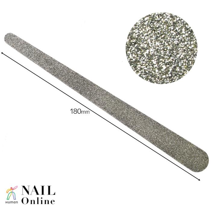エメリーボード ダイヤモンドエメリーSLENDER ネイルファイル