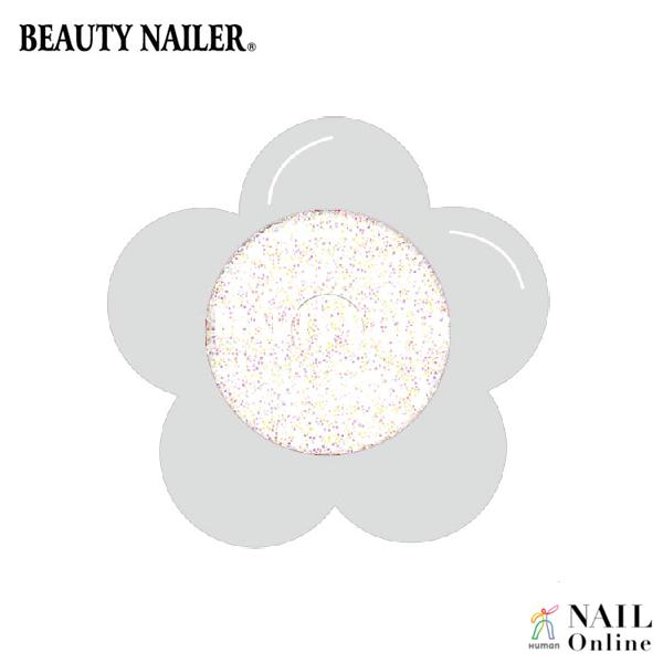 【BEAUTY NAILER】 ラメラメ FG-6 ホワイト