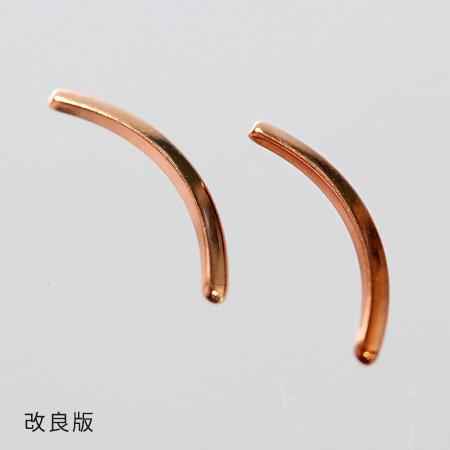 【SHAREYDVA×cocco】 カーブスティックピンクゴールド L +  20P