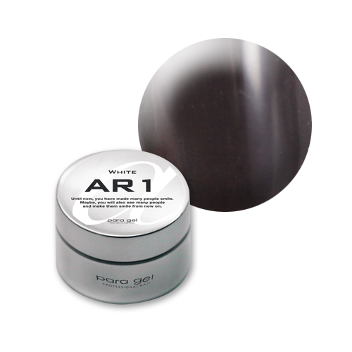 【para gel】 AM28 アートカラージェル 4g <マット> ダークブラウン