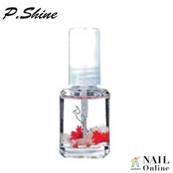 【P.Shine】 フレーバーキューティクルオイル 12ml ピーチ