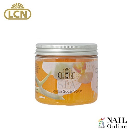 【LCN】 ナチュラルケア スパ レモンシュガースクラブ 200ml