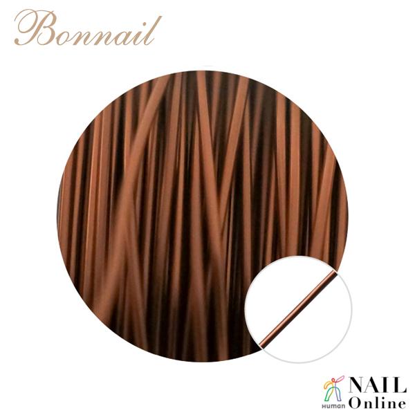 【Bonnail】 カラーワイヤー ブロンズ 10m