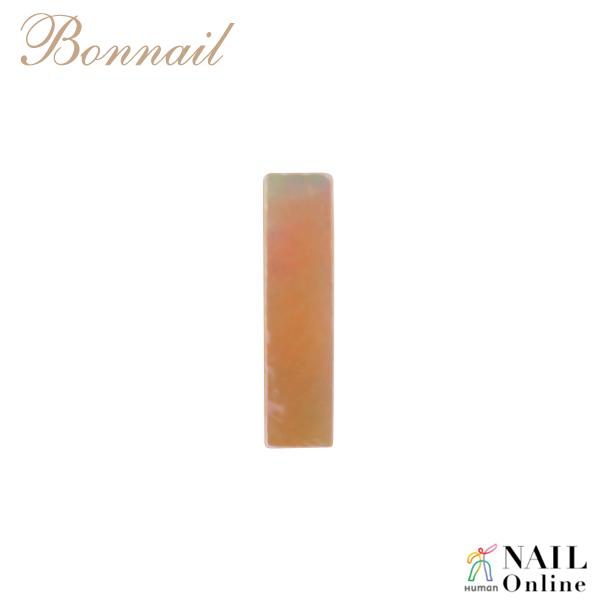 【Bonnail×RieNofuji】 shell plate square ミスティーローズ 6P