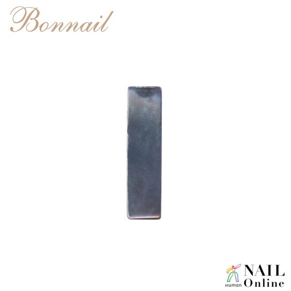 【Bonnail×RieNofuji】 shell plate square ディムグレー 6P