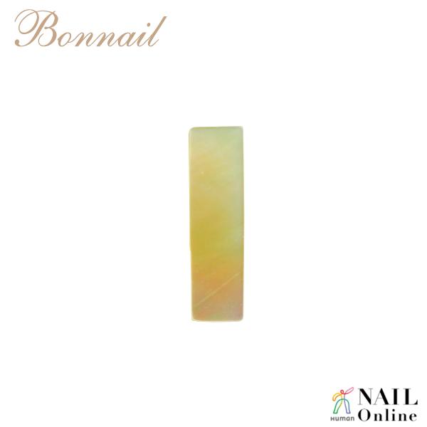 【Bonnail×RieNofuji】 shell plate square クリーム 6P