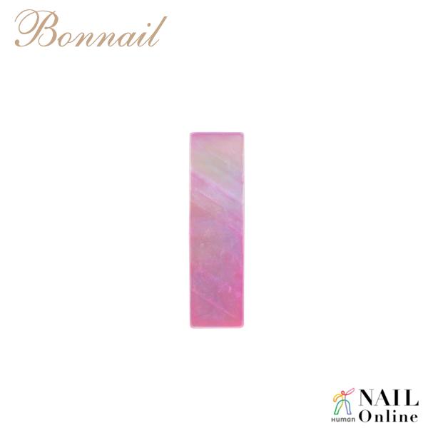 【Bonnail×RieNofuji】 shell plate square プラム 6P