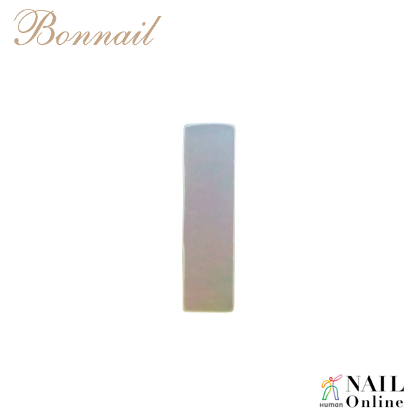 【Bonnail×RieNofuji】 shell plate square シルク 6P