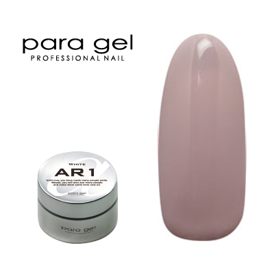 【para gel】 AM29 アートカラージェル 4g <マット> サマーベージュ