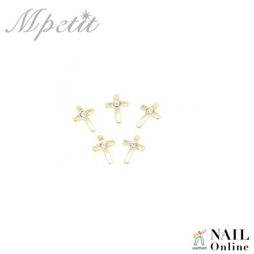 【Mpetit】 A140 タイニークロス 5個組  4×6mm