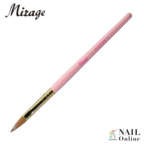 【Mirage】 スカルプチュアブラシ L