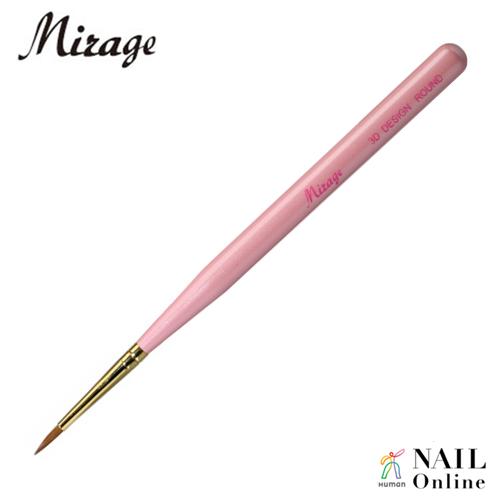 【Mirage】 3D デザイン ラウンド