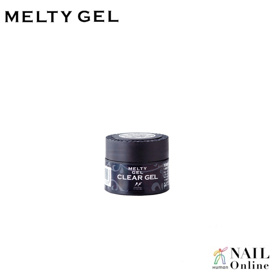 【MELTY GEL】 クリアジェル 3g