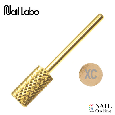 【Nail Labo】 ゴールドビット エクストラコース(右利き用)