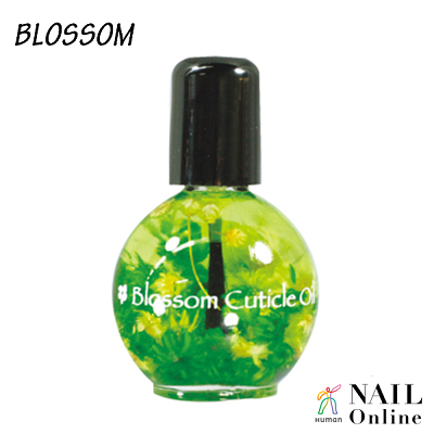 【BLOSSOM】 フルーツキューティクルオイル 14ml アップル