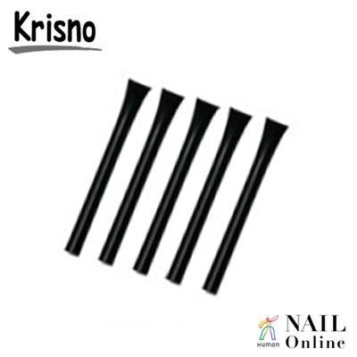 【Krisno】 キャップ ブラック 5本
