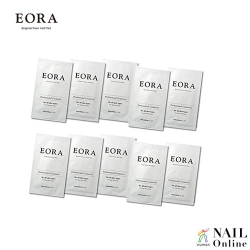【EORA EGF】 ハンドパック サロンセット  <16g×10袋>  ローズ