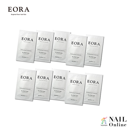 【EORA EGF】 ハンドパック サロンセット  <16g×10袋>  ベルガモット