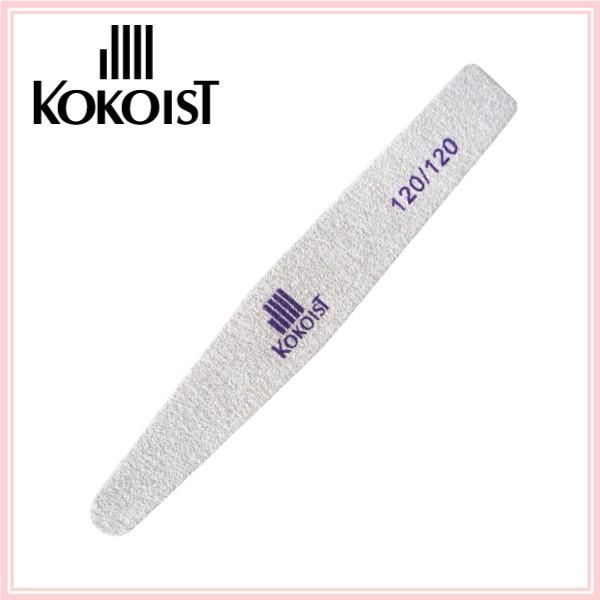 【KOKOIST】ダイヤモンドファイルシルバー 120/120G