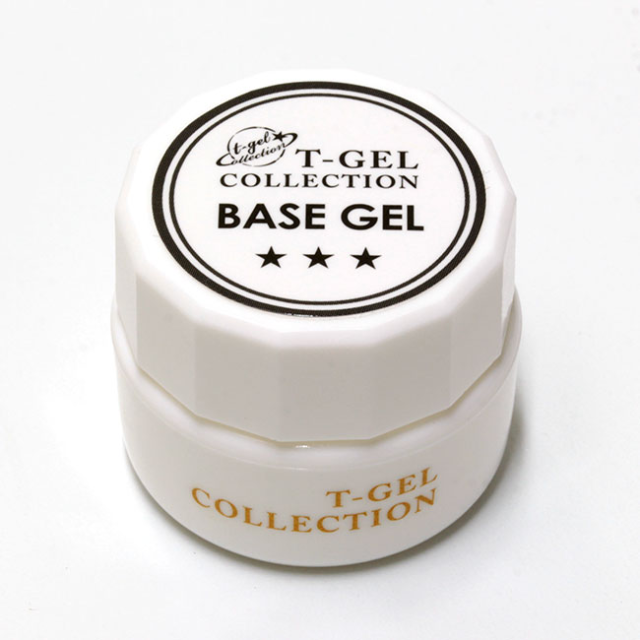 【T-GEL COLLECTION】 ベースジェル 4ml【NEW】