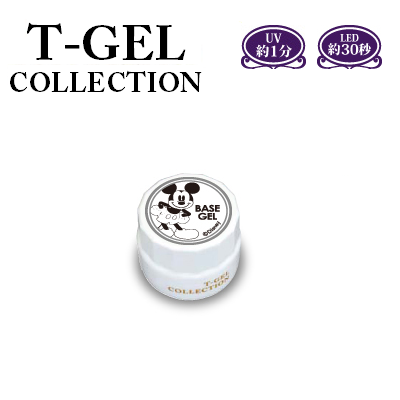 【T-GEL COLLECTION】 ベースジェル 4ml
