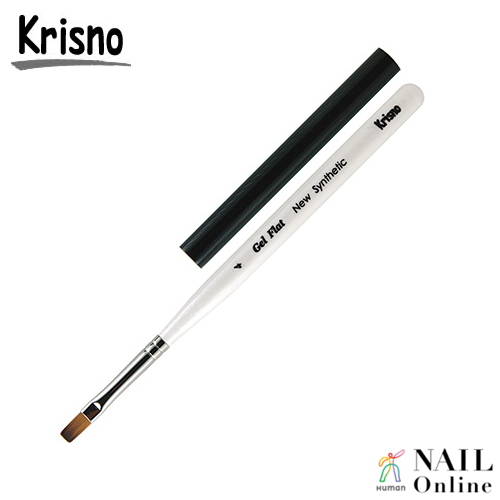 【Krisno】 ジェルブラシキャップ式 #4