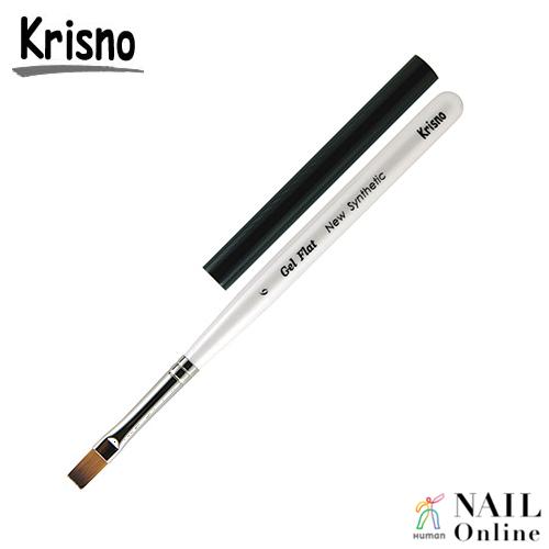 【Krisno】 ジェルブラシキャップ式 #6
