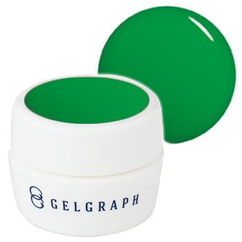 【GELGRAPH】 カラージェル 28M 5g グラスホッパー (マット)